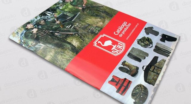 Diseño de Catálogo de productos