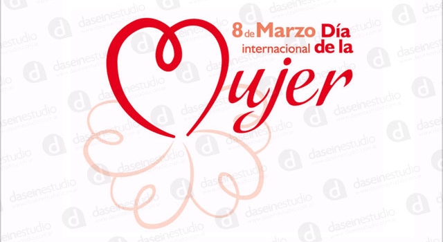 Diseño de logo Día de la Mujer