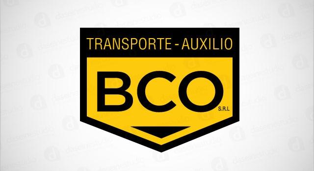 Diseño de logotipo Auxilio BCO