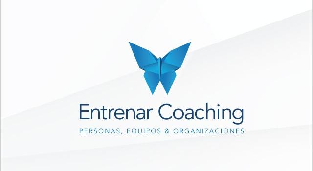 Diseño de logotipo Entrenar Coaching
