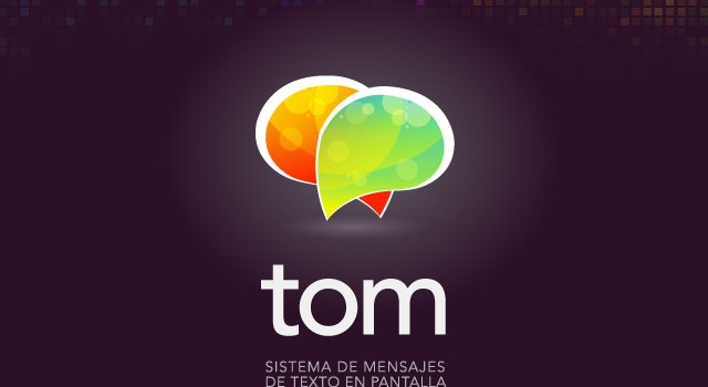 Diseño de Logotipo App TOM