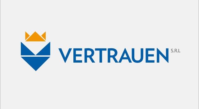 Diseño de Logotipo Vertrauen insumos