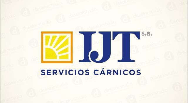 Diseño de logotipo IJT Servicios Cárnicos