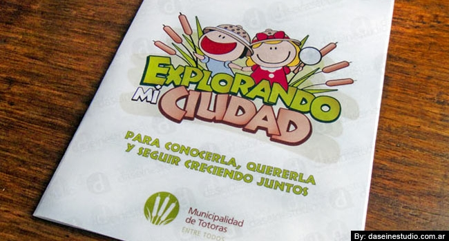 Diseño editorial Rosario