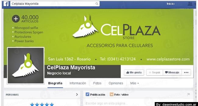 Diseño de gráfica redes sociales - Rosario Santa fe Argentina