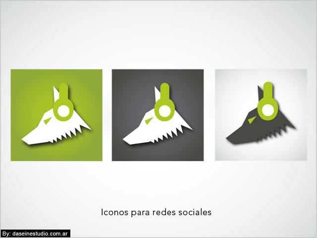 Diseño de Iconos para redes sociales