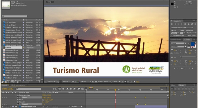 Video Turismo Rural - Diseño Multimedia Rosario