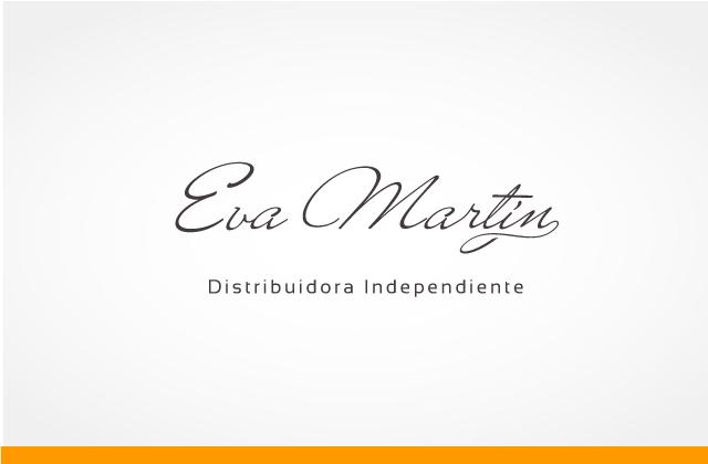 Diseño de Logo: Eva Martini | Distribuidora