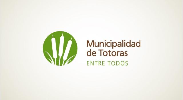 Identidad Visual Municipalidad de Totoras - Logo original