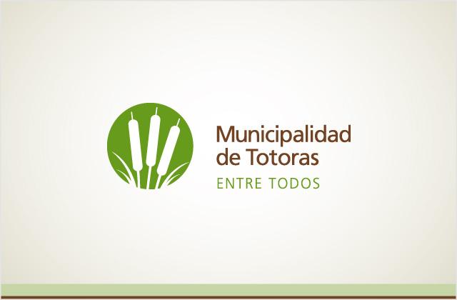 Diseño de Isologotipo | Identidad Visual Municipalidad de Totoras