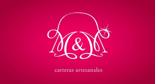Diseño de logo M&M Carteras