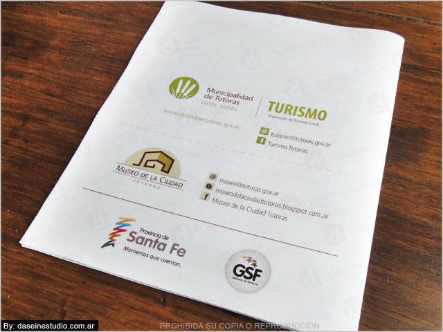 Diseño editorial - Cuaderno de actividades ilustradas - Contratapa