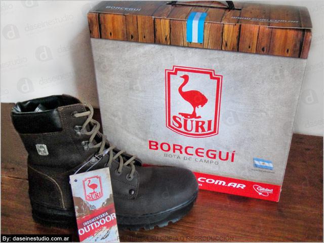 Packaging borcegos Rosario
