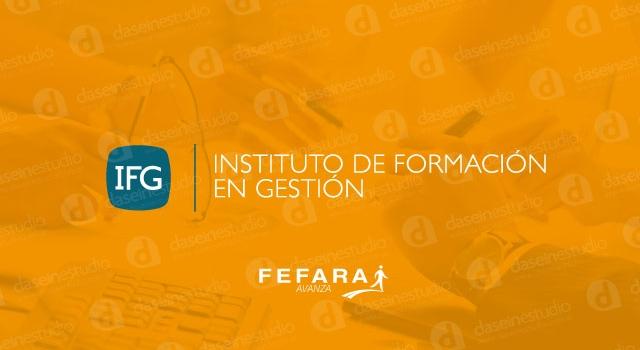 Diseño de logotipo IFG – FEFARA