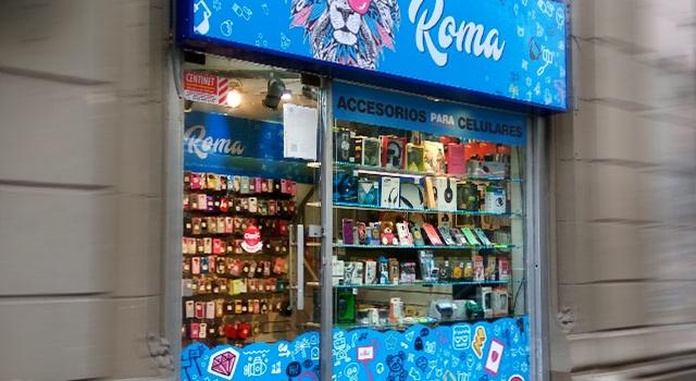 Diseño de Local Comercial Rosario