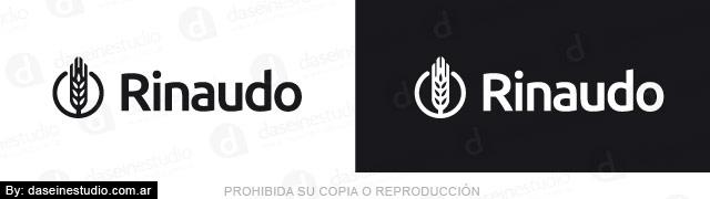 Diseño de logotipo para Fábrica de Maquinas para Pastas Rosario - Blanco y negro