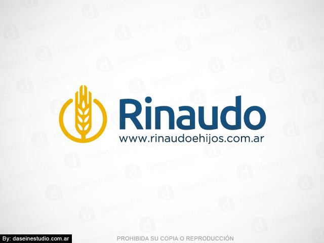 Diseño de logotipo para Fábrica de Maquinas para Pastas Rosario - Aplicación de sitio web