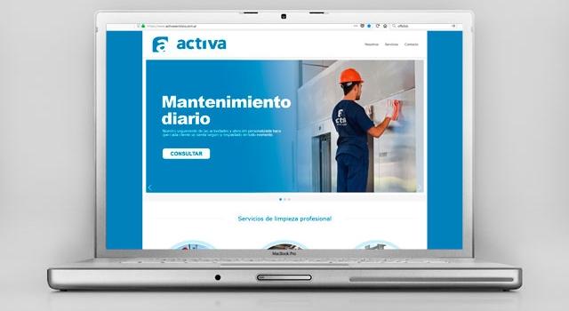 Diseño web Servicios de limpieza