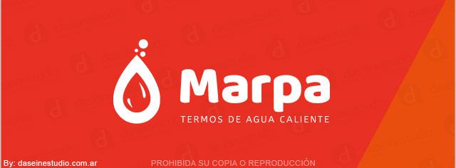 Diseño de logo Sistema Vending Termos de Agua Caliente - Rosario Argentina - Horizontal