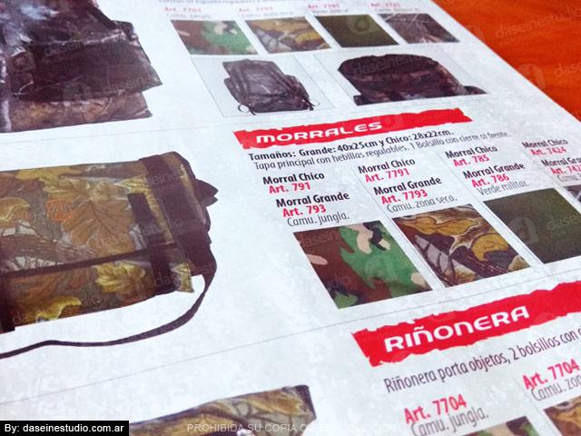 ZOOM Marroquinería: bolsos, morrales y mochilas