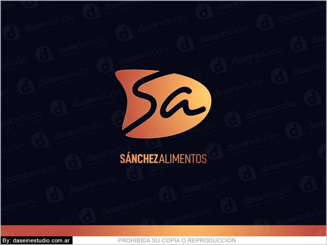 Diseño de logotipo & Branding Alimentos Envasados - Versión Secundaria