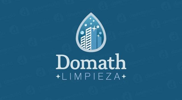Diseño de Logo Empresa de Limpieza
